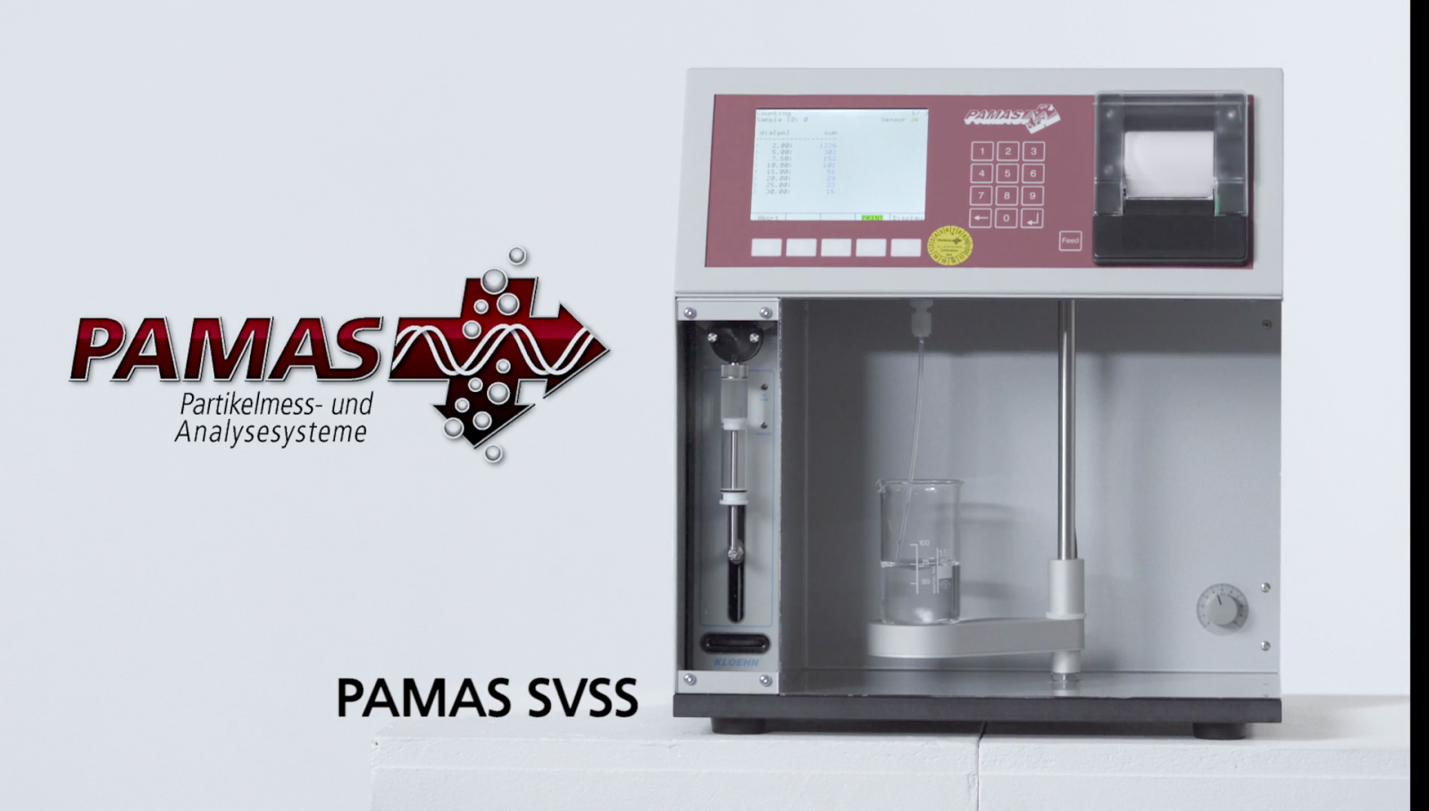 Máy đếm tiểu phân PAMAS SVSS